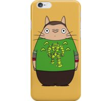 Sheldon Toto Cooper iPhone Case/Skin