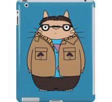 Leonard Toto Hofstadter iPad Case/Skin