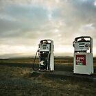 Lomo - Gasstation by Thomas Spiessens