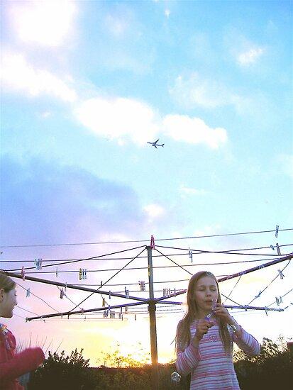 sky so much sky by Naia