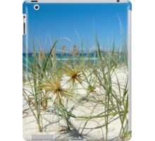 Spinifex on the dunes iPad Case/Skin