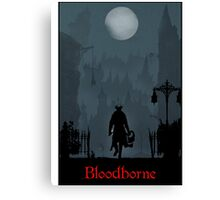 bloodborne cool tshirts,hoodies,sticker,iphone cases,pillow&more Canvas Print