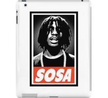 Sosa Stencil iPad Case/Skin