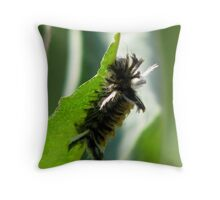 Bad Hair! Throw Pillow