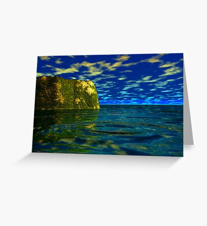 Landscape.... Greeting Card
