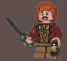 LEGO Bilbo Baggins One Piece - Short Sleeve