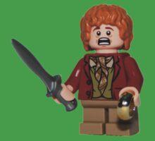 LEGO Bilbo Baggins Kids Tee