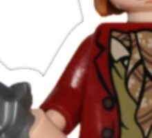 LEGO Bilbo Baggins Sticker