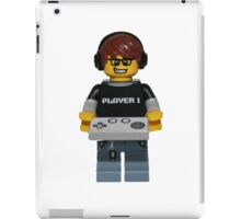 LEGO Gamer iPad Case/Skin