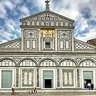 San Miniato al Monte - Florence by paolo1955