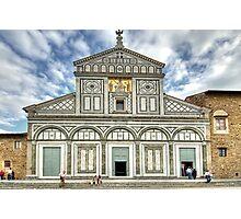 San Miniato al Monte - Florence Photographic Print