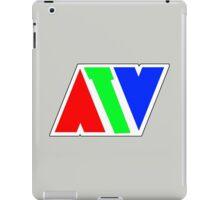 ATV 1972-1988 (for light backgrounds) iPad Case/Skin