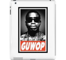 Guwop Stencil iPad Case/Skin