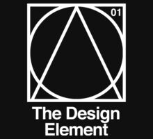 The Design Element Kids Tee