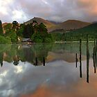 Derwent Water in the morning by leephotoofyork