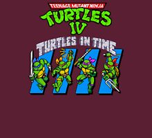 TMNT Turtles in Time shirt Unisex T-Shirt