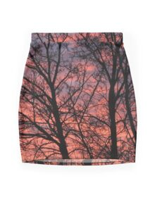 Winter dawn Mini Skirt
