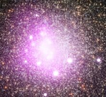 NASA white dwarf star Sticker
