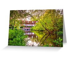 Denford Mill Greeting Card