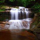 Ithaca's Buttermilk falls XI by PJS15204