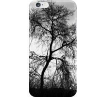 Facing the darkness iPhone Case/Skin