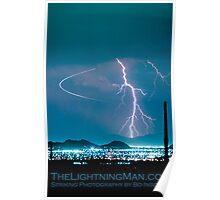 Bo Trek Lightning Strike Poster Poster