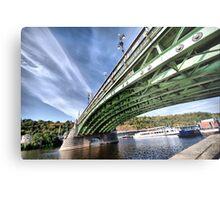 Čechův most Metal Print