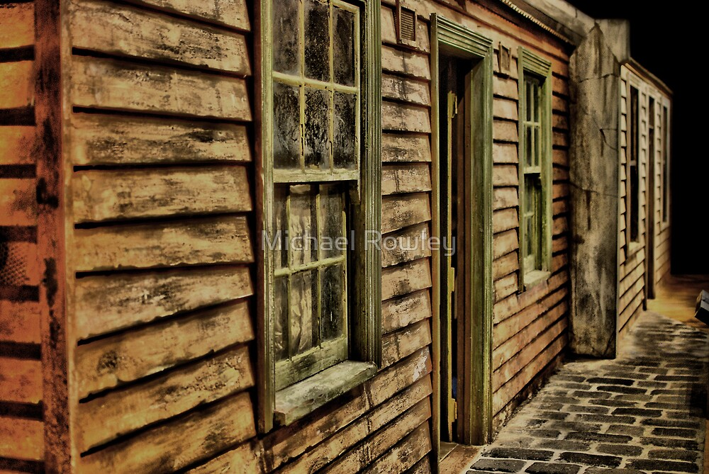 Weathered Cottage by KeepsakesPhotography Michael Rowley