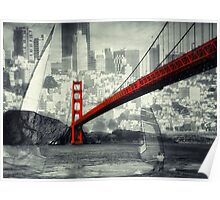 Essence of San Francisco Poster
