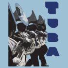 Tuba by Ben Sloma