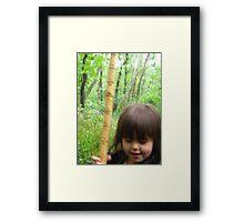 Quickening Framed Print