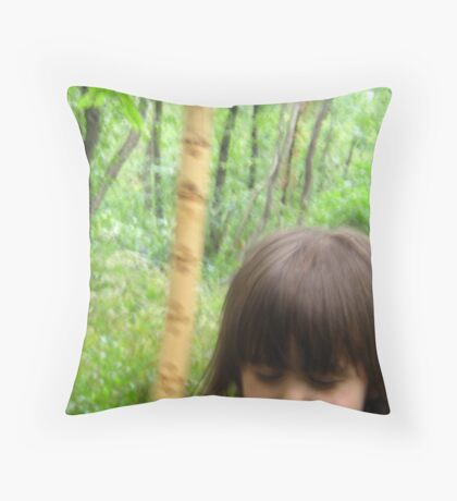Quickening Throw Pillow