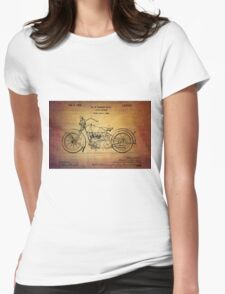 Harley Davidson Patent From 1928 T-Shirt