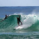 Surf -  Byron Bay, Australia by timstathers