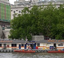 Lifeboating on the Thames by timcorke