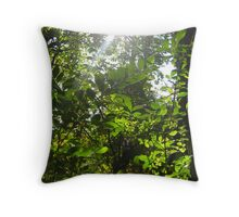 In My Shadow Throw Pillow
