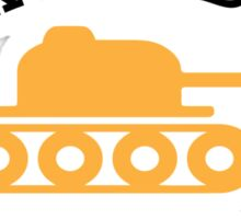 Tank academy alumni Sticker
