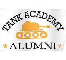 Tank academy alumni Poster