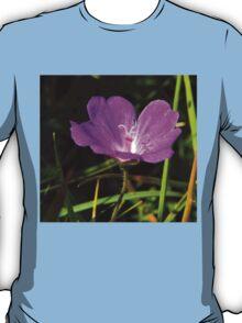 Cranesbill, Dun Eochla, Inishmore, Aran Islands T-Shirt
