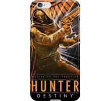 HUNTER DESTINY iPhone Case/Skin