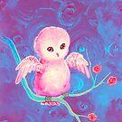Precious Owl by AngelArtiste