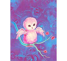 Precious Owl Photographic Print