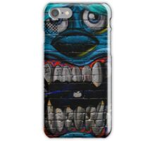 James P. Sullivan from Monsters Inc - Hosier Lane, Melbourne iPhone Case/Skin