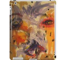 Man in square by Darryl kravitz iPad Case/Skin