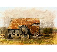 Relic Photographic Print