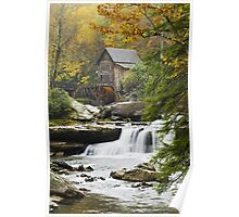 Grist Mill No. 2 Poster