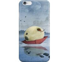 Trail to disaster iPhone Case/Skin