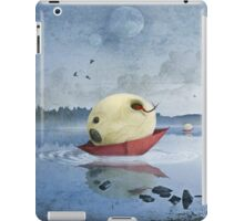 Trail to disaster iPad Case/Skin