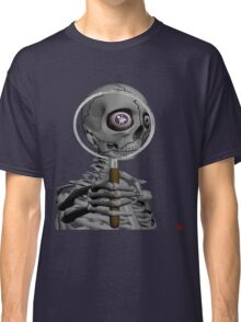 MAGNIFYING GLASS/ MESSAGE IN EYE Classic T-Shirt