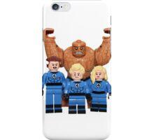 LEGO Fantastic Four iPhone Case/Skin